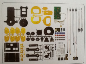 Injection   Molded Robot Arm Pieces